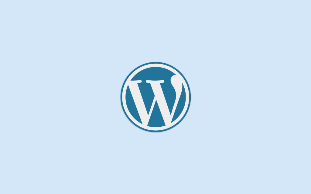WordPress設定録(初期設定)