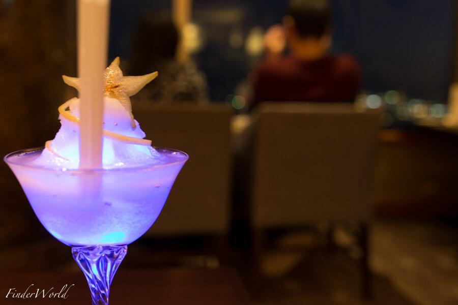 2015年クリスマスディナーは横浜ロイヤルパークホテル70Fのシリウスで♪
