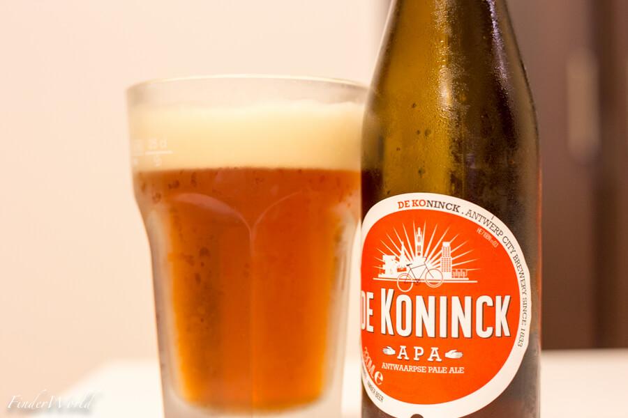 デ・コーニンクの飲みやすさに唸る。ベルギー・アントワープを象徴する輸入ビールを味わう