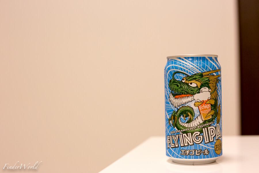 エチゴビール Flying IPA2