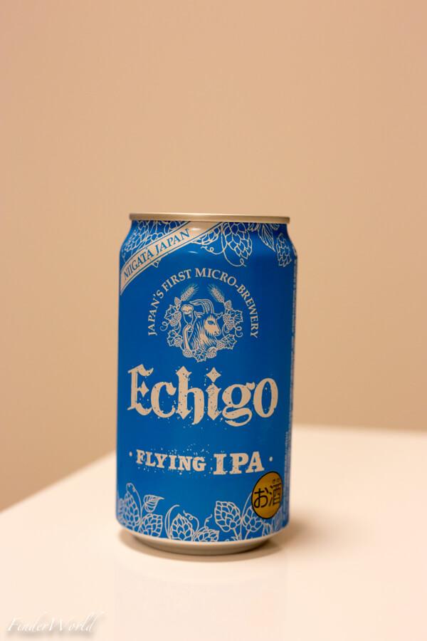 エチゴビール Flying IPA3