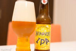 「レフトハンド イントロヴァート」初めてのセッションIPAでいきなりリピートしたいビールに出会えた