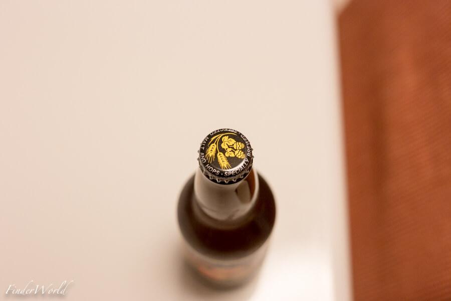 横浜ビール 綱島桃エール3