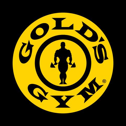 ゴールドジムのロゴ